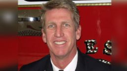 California Firefighter Continues to Recover After Falling Through Roof