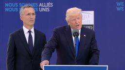 Trump Demands NATO Allies Pay More