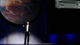 Elon Musk Outlines Plans to Go to Mars