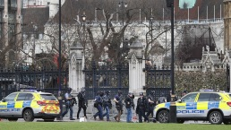 Eyewitness Recalls Incident at British Parliament
