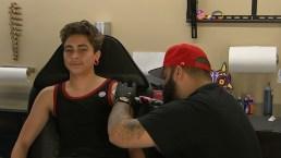 Orlando Locals Line Up For 'One Pulse' Tattoos