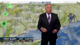 Afternoon Forecast For August 16