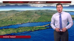 Afternoon Forecast For August 21