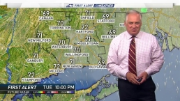 Afternoon Forecast For June 24
