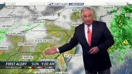 Afternoon Forecast For May 24