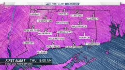 Afternoon Forecast For November 21