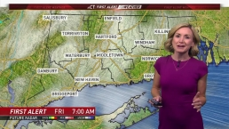 Afternoon Forecast For October 17
