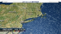 Afternoon Forecast for April 20