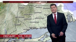 Afternoon Forecast for February 16