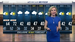 Afternoon Forecast for February 20