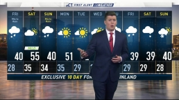 Afternoon Forecast for February 23