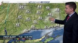 Afternoon Forecast for January 22