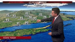 Afternoon Forecast for July 19
