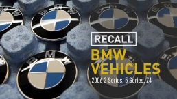 BMW Recalling Another 185,000 Vehicles