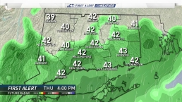 Early Morning Forecast April 18, 2018