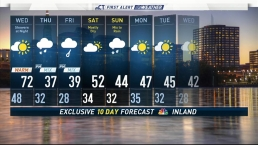 Early Morning Weather Forecast for February 21