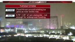 Early Morning Weather Forecast for January 23