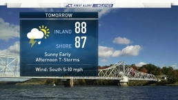 Evening Forecast For August 16