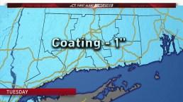 Evening Forecast For November 11
