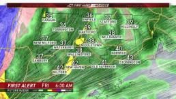 Evening Forecast For November 15