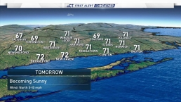 Evening Forecast For September 21