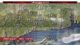 Evening Forecast for December 11
