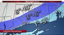 Evening Forecast for January 15