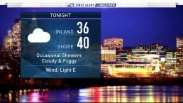 Evening Forecast for January 22