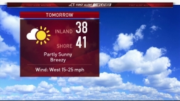 Evening Forecast for January 23