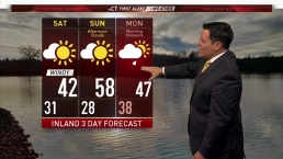 Evening Forecast for March 23