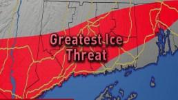 Evening forecast on January 17, 2019