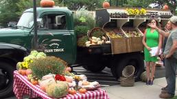 Farmington Farm Truck Brings Produce to You