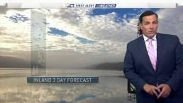 Forecast for Sat October 13