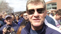 Geno Appreciates Fan Send Off