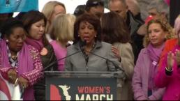 Maxine Waters to Trump: 'You Don't Respect Us'
