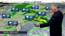 Morning Forecast for April 25