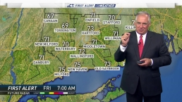 Morning Forecast for Aug. 15