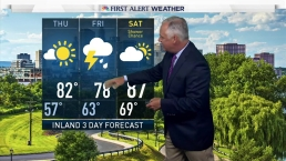 Morning Forecast for Aug. 17