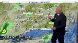 Morning Forecast for Aug. 21