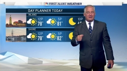 Morning Forecast for Aug. 23