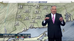 Morning Forecast for Feb. 22