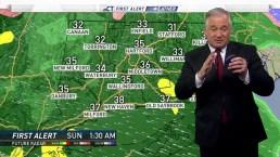 Morning Forecast for Feb. 22