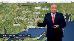 Morning Forecast for Jan. 15