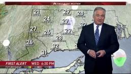 Morning Forecast for Jan. 16