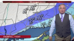 Morning Forecast for Jan. 17