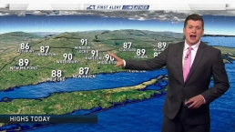 Morning Forecast for July 17
