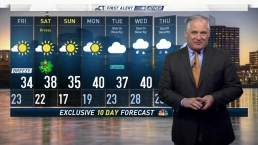 Morning Forecast for March 16