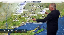 Morning Forecast for March 21