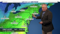 Morning Forecast for March 26