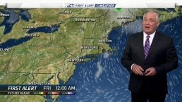 Morning Forecast for May 22